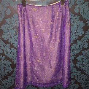 Elvis Jesus And Co. Couture Skirt